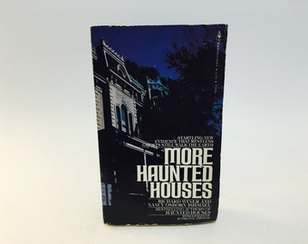 Vintage Paranormal Book More Haunted Houses by Richard Winer & Nancy Ishmael 1981 Paperback