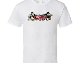 Angry Boys Tv Show Chris Lilley Fan T Shirt