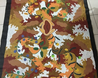 Aboriginal Art - Stella Petersen