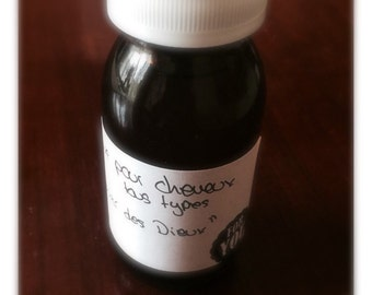 "Miracle hair oil: ""Nectar of the gods' 50 ml"