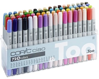 Copic CIAO 72B Set