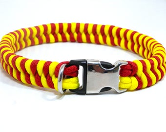 Tutorial for Paracord Dog Collar - Instant Download PDF Pattern