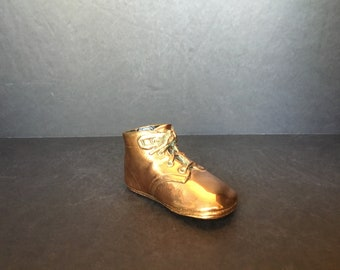 Bronze Baby Shoe - Mason Masterpieces