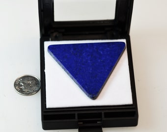 Top grade Lapis Lazuli cabochon..collection grade material from Afghanistan