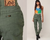 Straight Leg Jeans LEE Jeans Green Jeans High Waisted Jeans 70s Denim Pants Bohemian Vintage Hipster Boho Hippie Extra Small xxs 00 23