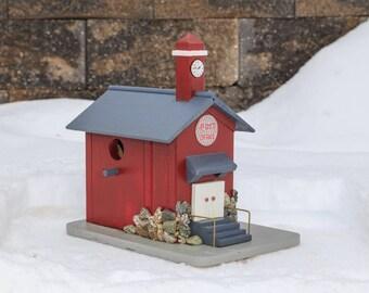 The Post Office Birdhouse