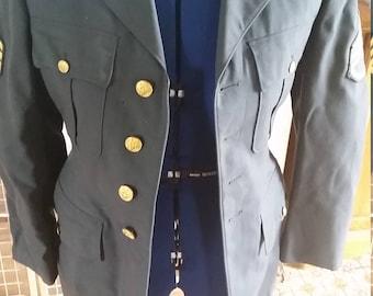 Vintage Staff Sargent Army Coat *SALE*