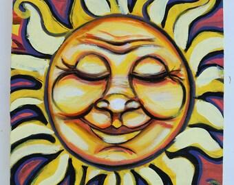 Happy Sunshine Man