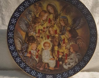 1985 Die Nachtwache Der Engel Plate