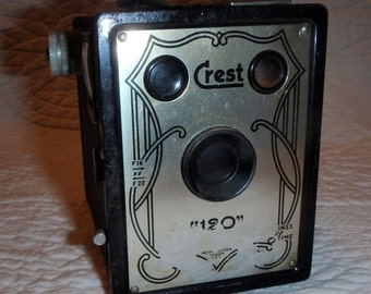 Crest 120 Box Camera