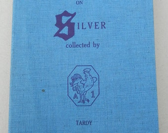 INTERNATIONAL HALLMARKS on SILVER Collected by Tardy 1985