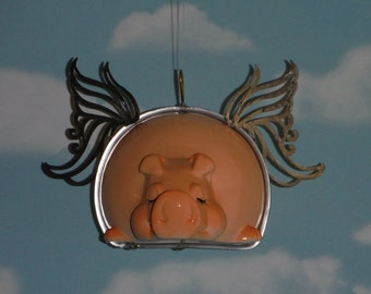 When Pigs Fly, Flying Pig