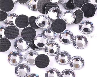 1440pc DMC hotfix rhinestones A Grade Crystal Clear 3mm   4mm   5mm