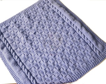 Baby Blanket, mother and toddler hat, hats, blue hats