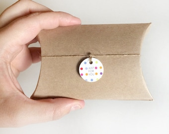 jewelry tags - favor gift tags - wedding favor tags - gift wrapping tags - party tags - round gift tag - favor tag - 20 mini round gift tag