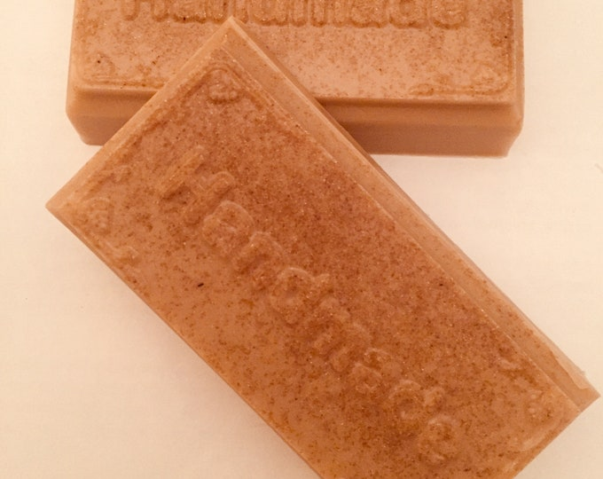 Handmade soap, Oatmeal Soap, Decorative Soap, Soap Favors, Oatmesl and Honey Fragrance, soap