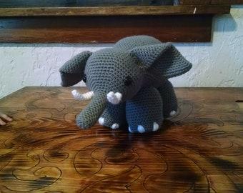 PDF Pattern Alcott the Elephant