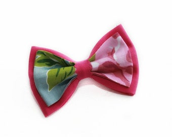 Double layered Bow tie for cats and small dogs