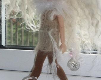 Blythe Let It Snow Dress & Tights (BD99915)