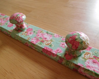 Wall hanger- Delicate roses