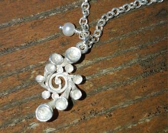 Sunshine- Sterling Silver Necklace