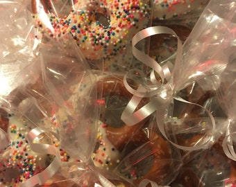 Made to order dipped pretzels 12ct