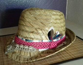 Smart hippie Hat
