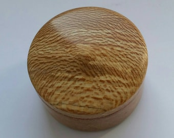 Ropalo Lacewood Ring Box