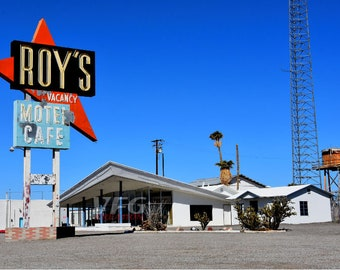 The famous Roy's motel