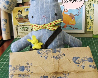 Little Mo Surprise Mystery Bag - Full of art goodies