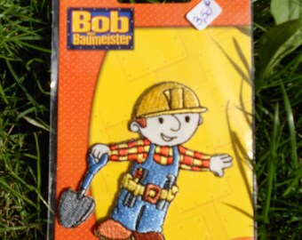 Coat BOB the Builder with iron shovel