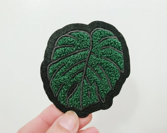 Monstera Deliciosa Patch