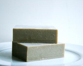 Dead Sea Mud Shampoo & Body Bar  - Natural Solid Shampoo Bar