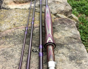 Custom Fishing Rods by HippieFish Rods .