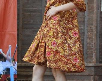 Elegant collared Dress *on sale*