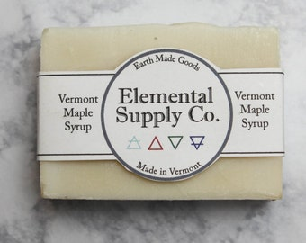 Vermont Maple Syrup Soap