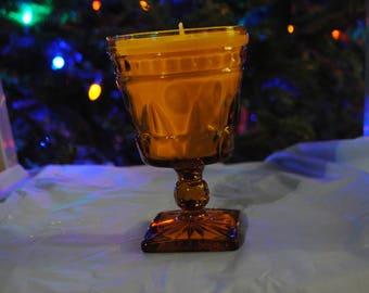 Lemon Drop   Lemon Verbena Scented Scented Soy Candle