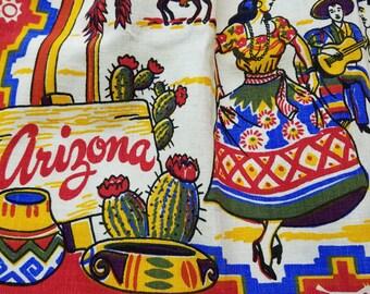 Arizona State Souvenir Apron  #4