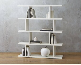 Handmade Bookcase,bookshelf,set of 4 shelves,bookshelves