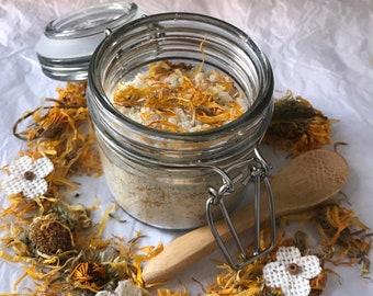 Orange, Ylang Ylang Bath Salts