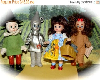 ONSALE Adorable Wizard of Oz Doll Lot