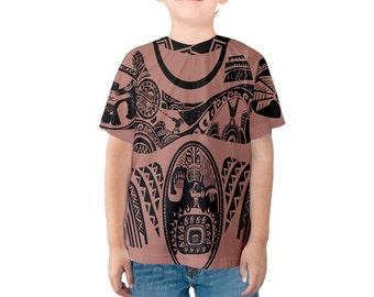 Kid's Maui Moana (No Necklace) Shirt