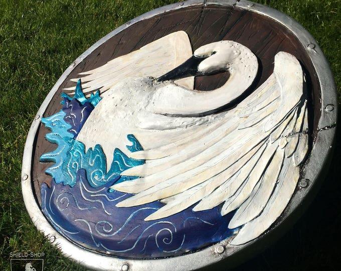 Shield for Medieval Combat // DOWN PAYMENT on Custom Elaborate Sculpture // Belegarth, Dagorhir, Amtgard