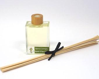 Rosemary & Lemongrass Room Reed Diffuser