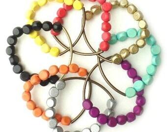 Brenda Bracelet || Choose Color