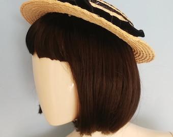 Little Summer Straw Hat