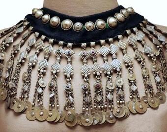 Vintage Turkmen Necklace