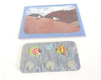 Key holder + envelope gift + card photo to choose
