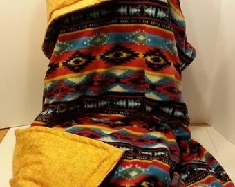 """Weighted Sensory Blankets: non toxic, machine washable/reversible, Facebook """"nancy sews"""""""