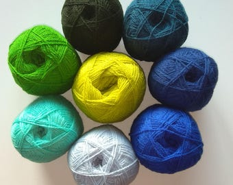 Teksrena Yarn - 100% Wool